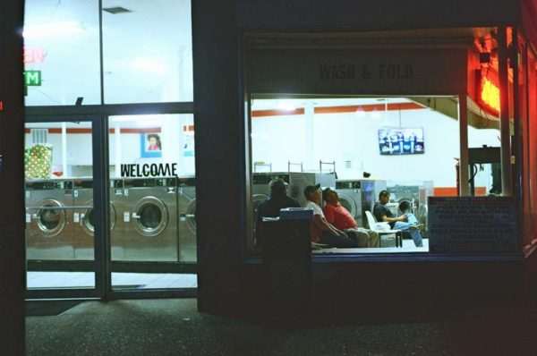 Local laundromat (Flickr pool photo by Drew H.)