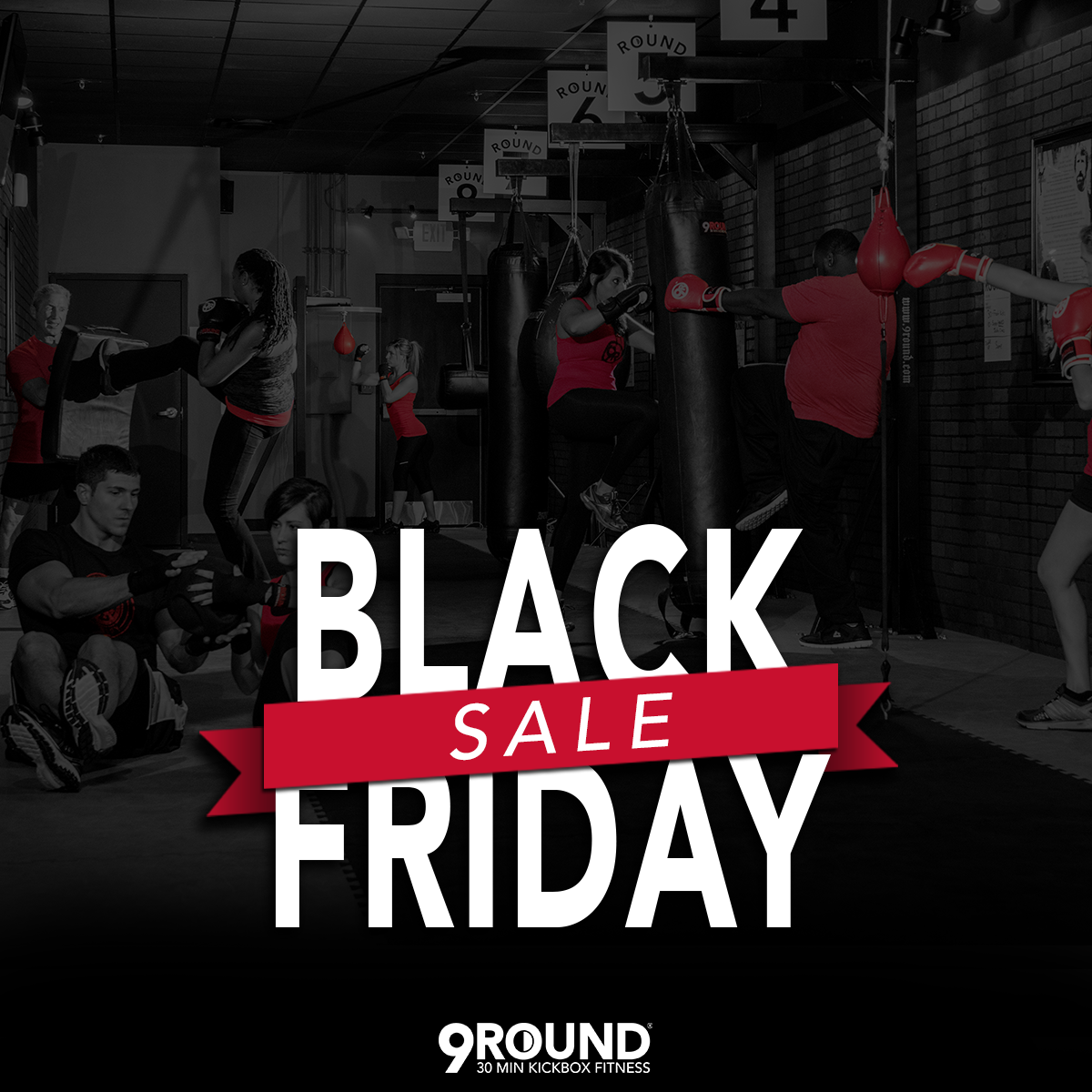 9round Fitness Black Friday Deals Press Release Arlnow Com