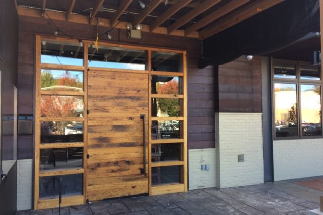 Tazza Kitchen closed at the Arlington Ridge Shopping Center