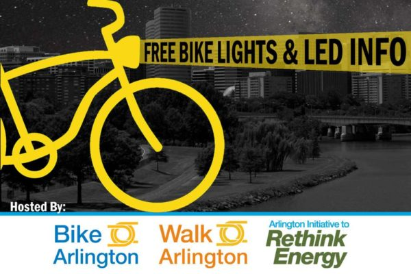 Lighten Up Arlington via Rethink Energy
