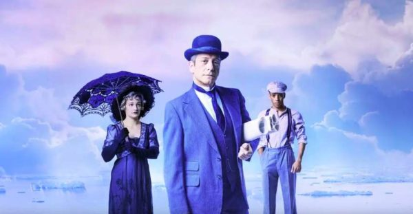 Promotional image for 'Titanic' musical (photo via Signature Theatre)