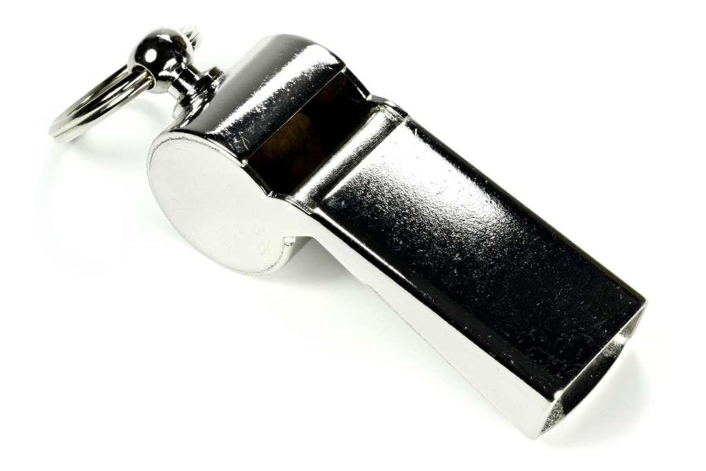 Ready Arlington whistle