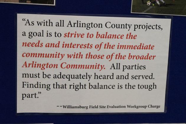 Nov. 2 Williamsburg field lighting meeting