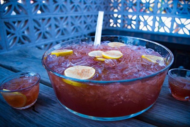 Punch Bowl Social (photos via Facebook)