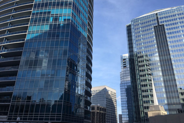 Buildings in Rosslyn