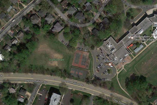 Stratford Park (photo via Google Maps)