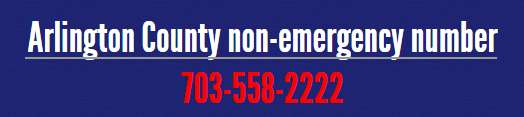 Non Emergency Number Ready Arlington