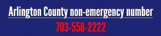 Non Emergency Number Ready Arlington