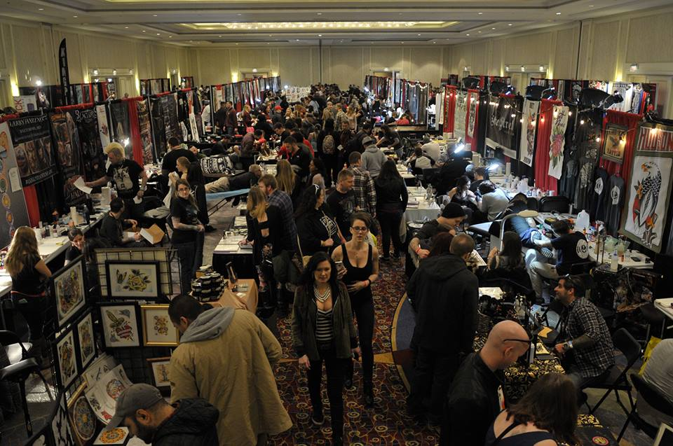 Tattoo expo returning to crystal city next week for Nc tattoo conventions 2017