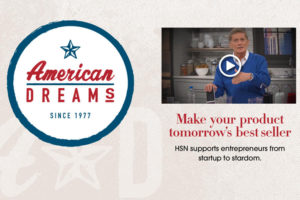 American Dreams image via HSN