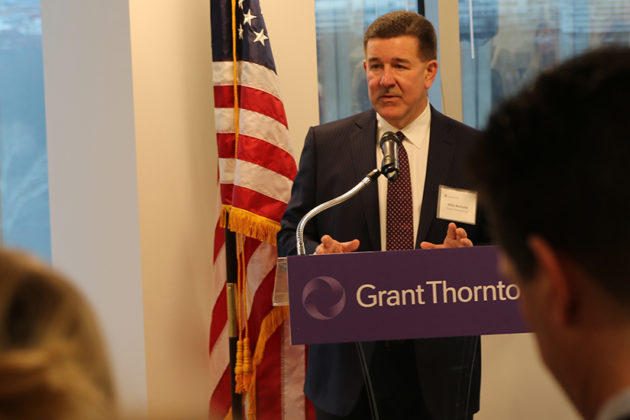 Grant Thornton CEO Mike McGuire