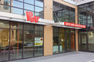 Pulp Juice and Smoothie opening soon