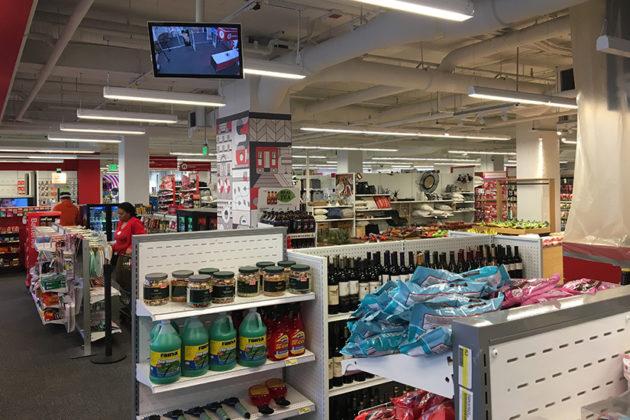 Rosslyn Target Shutters Starbucks as Part of Ongoing