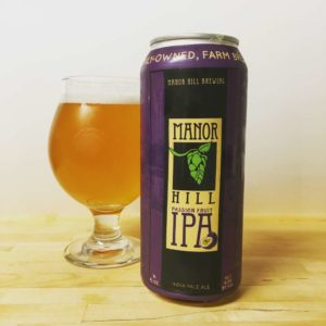 WWBG Feb 10 2017 Passion Fruit IPA