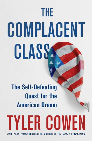 'Complacent Class' cover image