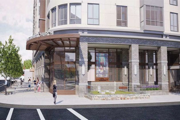 Rendering via Arlington County