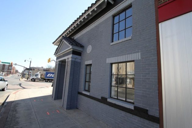 The building has had extensive renovations inside and out