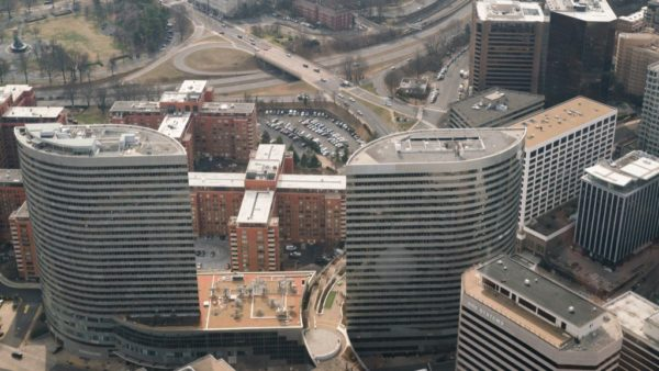 Rosslyn overhead view (Photo courtesy John Sonderman)