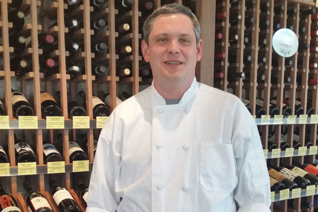 Chef Travis Obertach