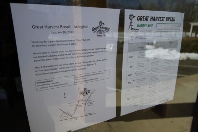 Great Harvest Bread Company closed in January, but is still open in Alexandria