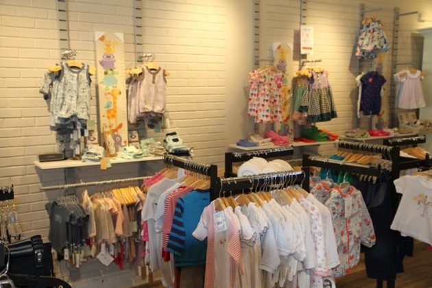 Lemoncello features a wide range of children's clothes