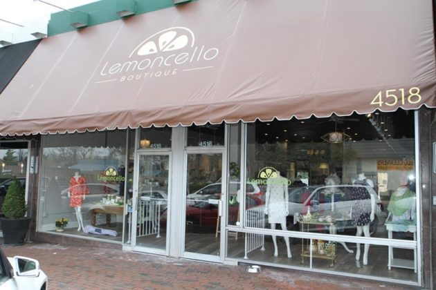 Lemoncello replaced Lemon Twist at the Lee Heights Shops