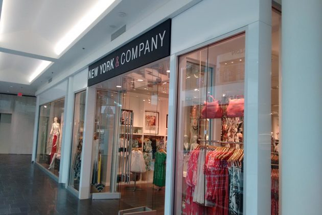 New York & Company offers women's clothing