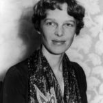 Ready Arlington, Amelia Earhart (photo via Wikimedia Commons)