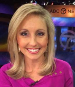 WJLA anchor Autria Godfrey (photo via Twitter)