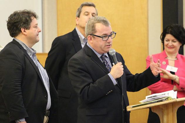 State Sen. Adam Ebbin (D)