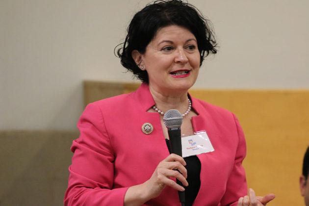 State Sen. Barbara Favola (D)