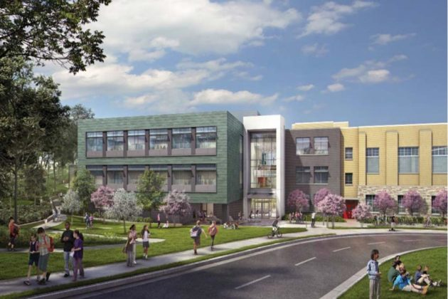 Stratford School will add 40,000 square feet in teaching and gym space