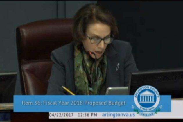 County Board Member Libby Garvey