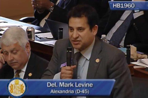 Del. Mark Levine (D-45)
