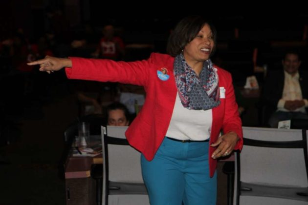 School Board candidate Monique O'Grady