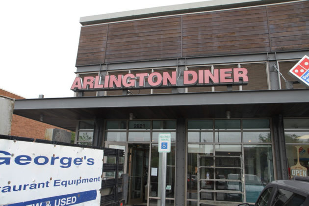 Arlington Diner served breakfast, lunch and dinner for 32 years before closing