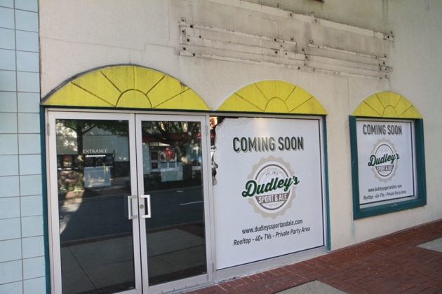 Dudley's Sport & Ale in Shirlington