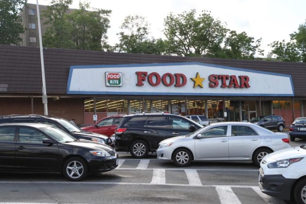 Food Star at Columbia Pike and S. George Mason Drive will close this month