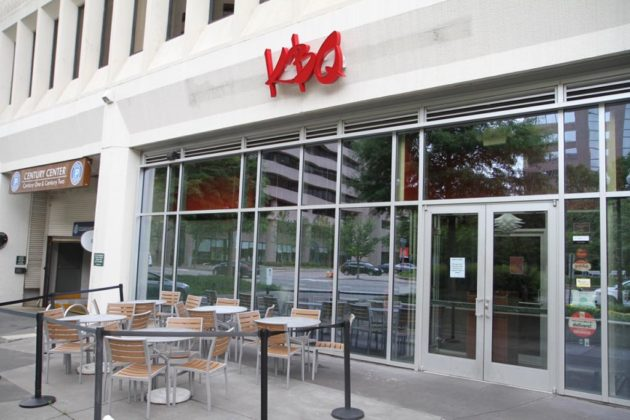 Fast-casual Korean barbecue restaurant KBQ closed earlier this month