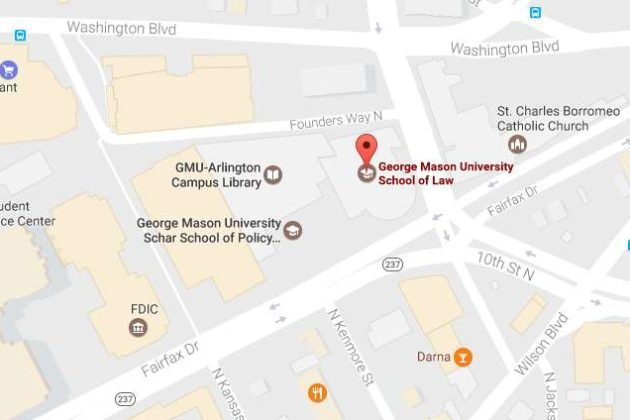 UPDATED: Hazmat Incident at GMU Law School in Va. Square ...