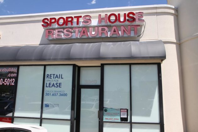 Takohachi Japanese Restaurant is replacing Sports House at the Westmont Shopping Center