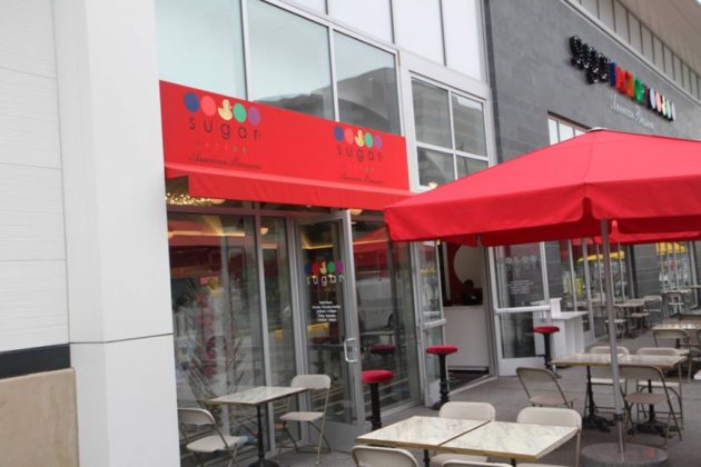 Sugar Factory opens each day at 11 a.m. at 1101 S. Hayes Street