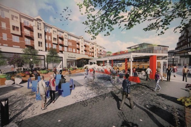 The Loop will likely include new retail and dining options