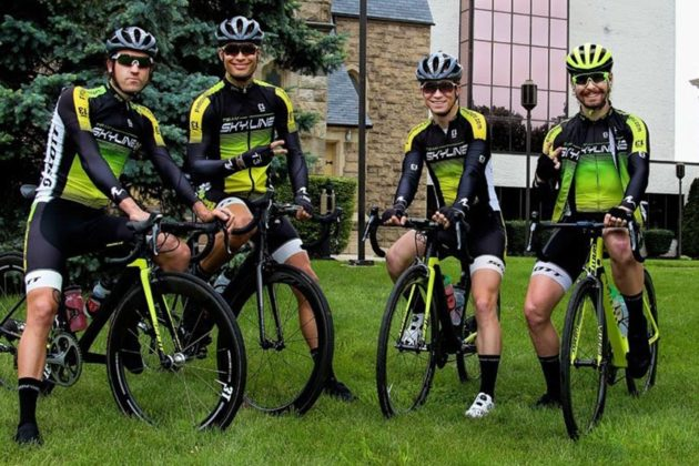 Team Skyline will race at the Armed Forces Cycling Classic this weekend (courtesy photo)