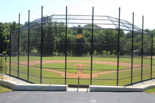 The field officially reopened last Friday, June 30