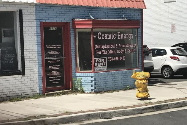 Cosmic Energy at 1114 N. Irving Street is closed