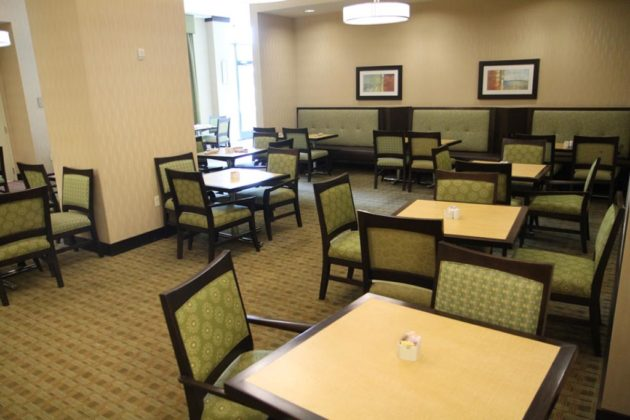 Hilton Garden Inn In Shirlington Set For Major Revamp Gallery