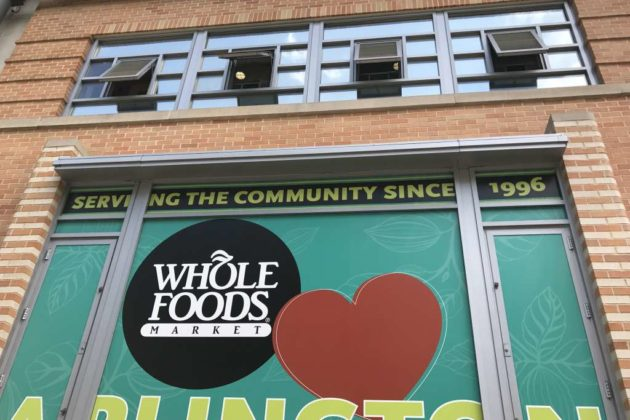 Whole Foods in Clarendon