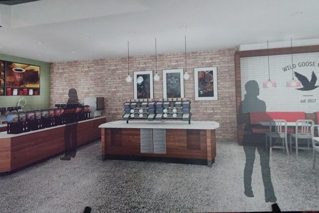 """Wawa will debut its """"Wild Goose Cafe"""" for its urban stores"""