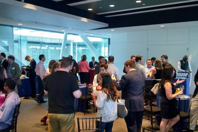 The event brought together various D.C.-area organizations and developers
